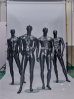 The latest male mannequins
